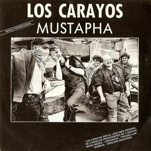 Los Carayos - Hot Pants - Hot Chicas
