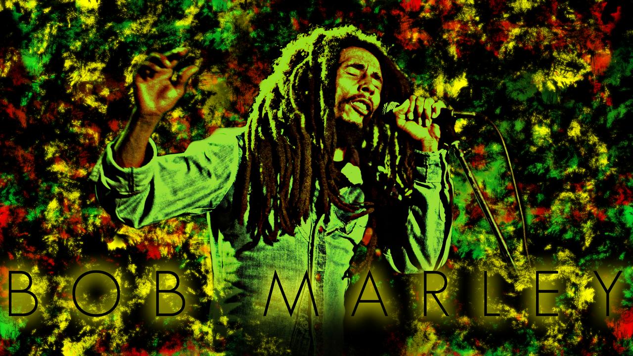 Reggae Master Bob Marley